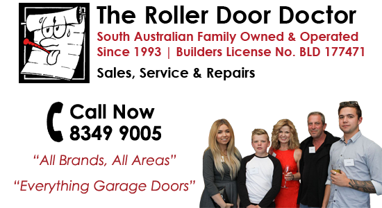The Roller Door Doctor
