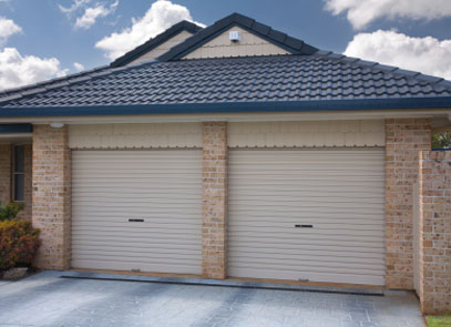 An example of the Roller Door Doctor's custom roller doors in Adelaide