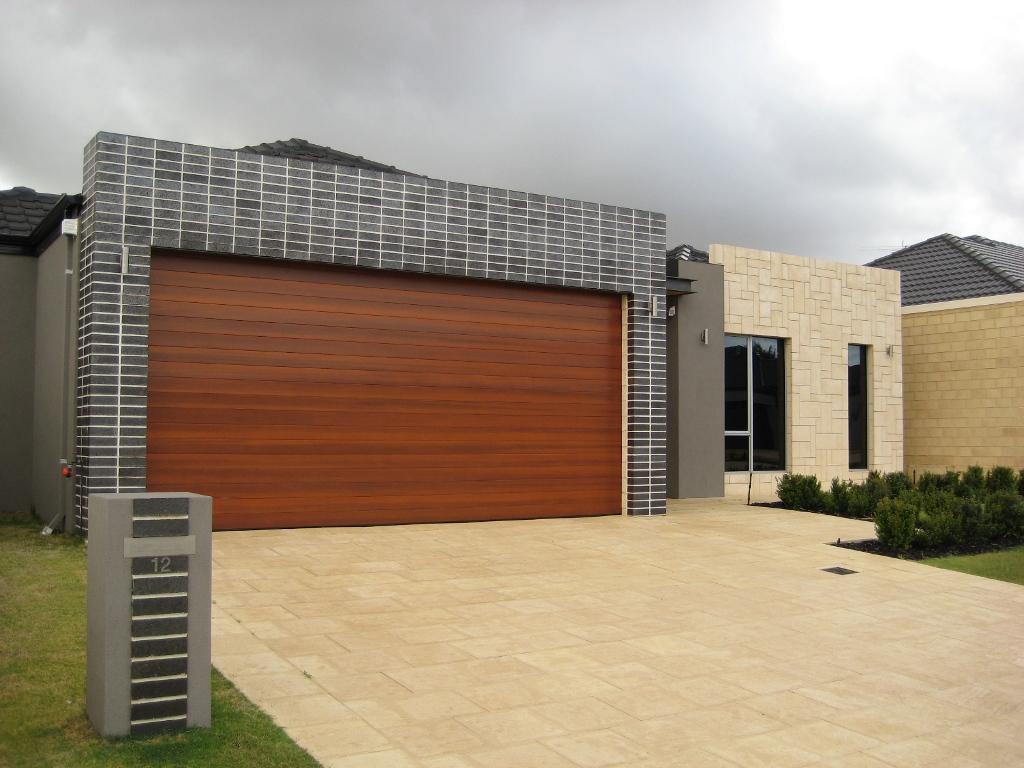 Danmar Cedar Panel Door 4