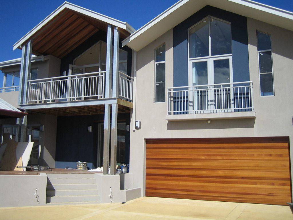 Danmar Cedar Panel Door 1