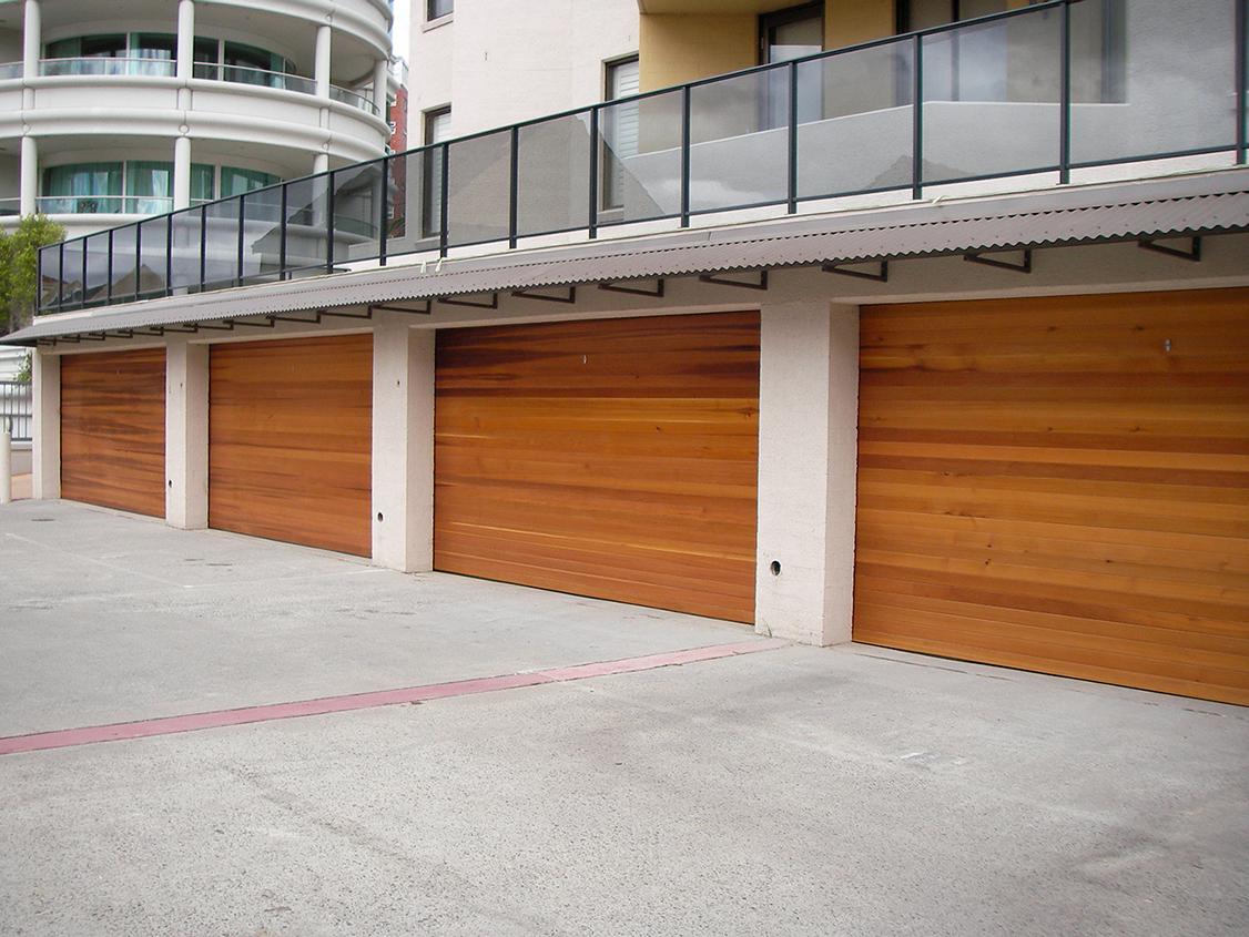 Danmar Cedar Panel Door 2