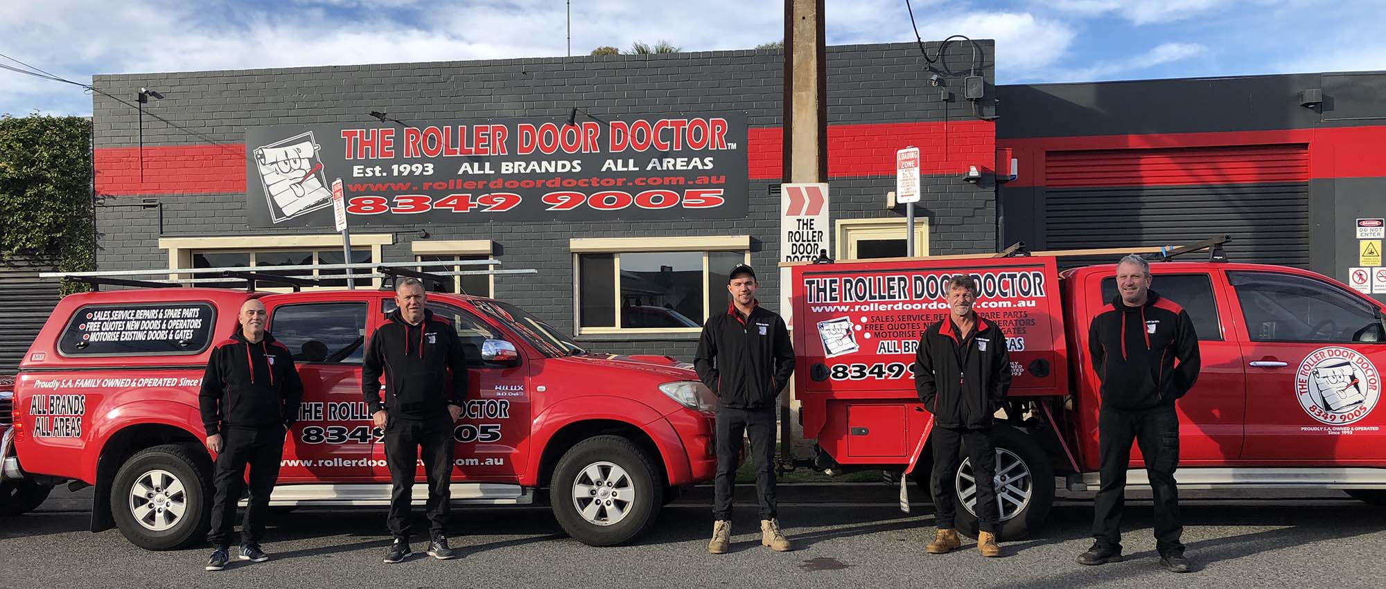 New Roller Door Installation Team In Adelaide