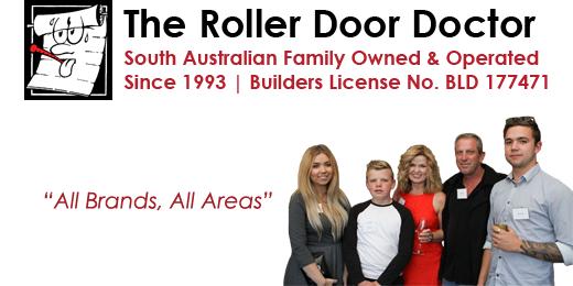 Roller Door Doctor Mobile Logo