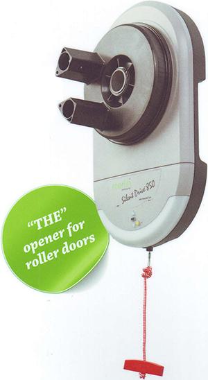 Merlin Silent Drive Roller Door Electric Operator