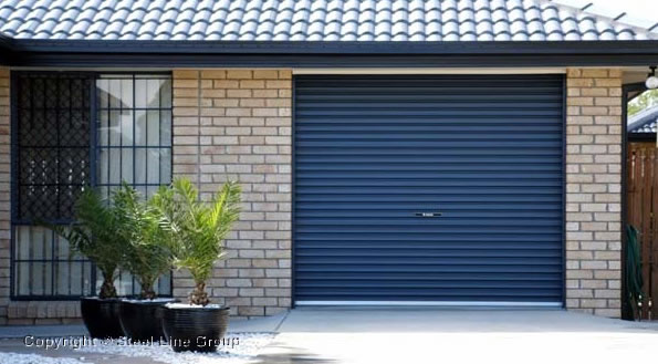 Steel Line Roller Doors Garage Doors Amp Sectional Doors In