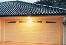 An example of the Roller Door Doctor's sectional doors in Adelaide.